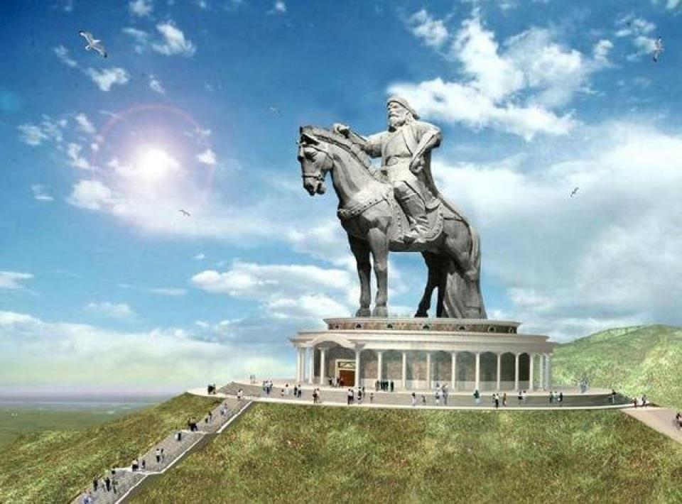 genghis khan and mongolia